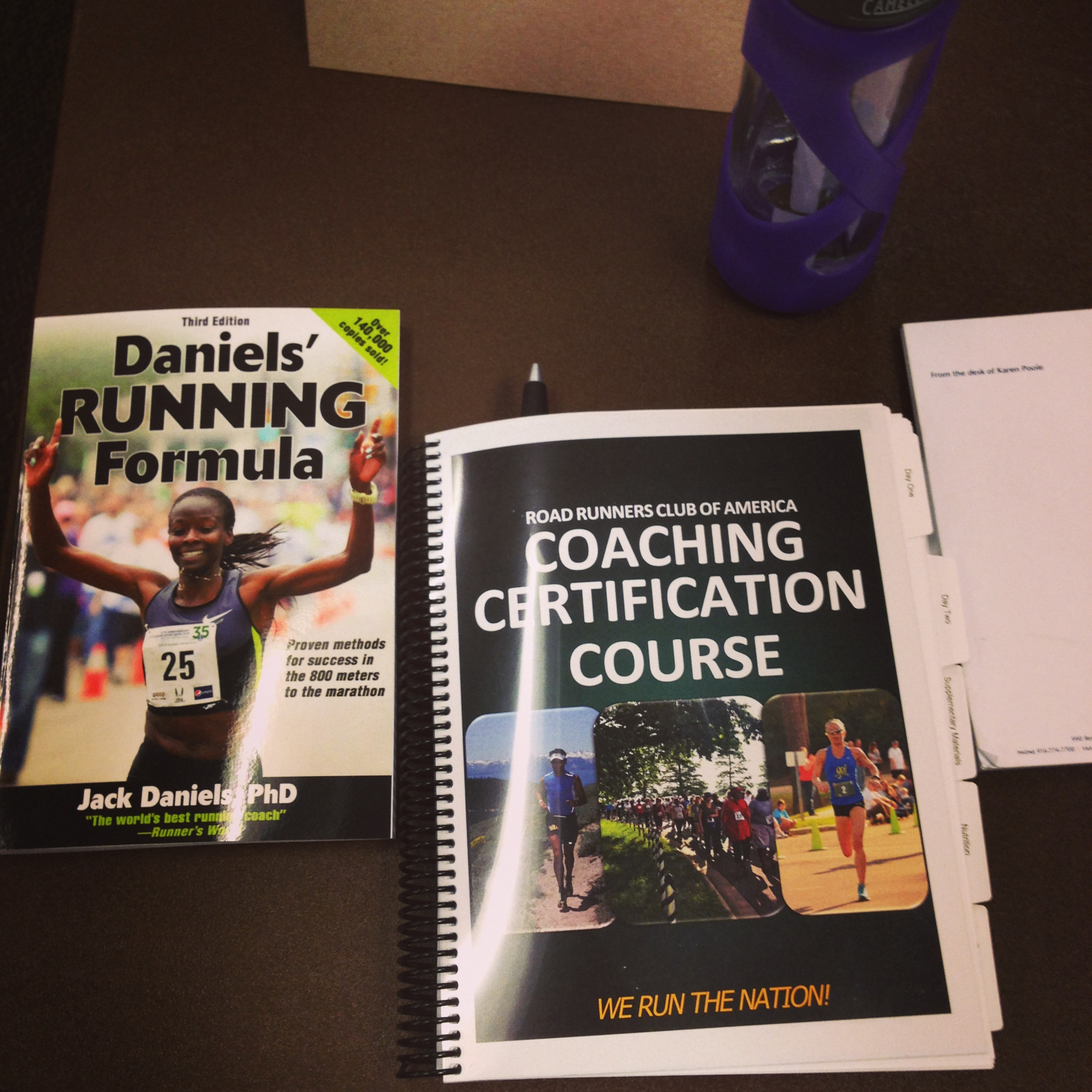 Running Coaching And Following Dreams Reason To Play